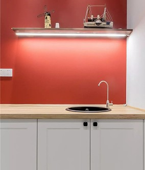 140平米美式风格三居室餐厅美式经典设计图片赏析