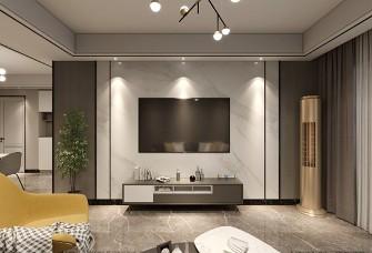 120平方建华新村现代风格设计赏析