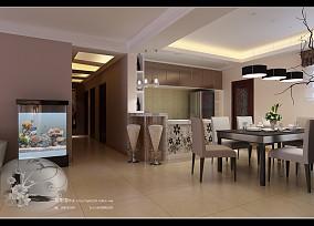 两居室餐厅设计