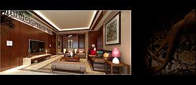 中式风格家装楼梯图片