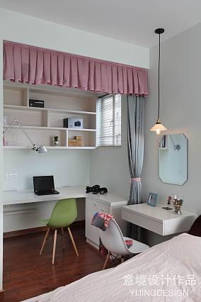 热门小户型书房现代装饰图片