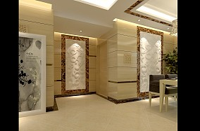 别墅客厅中式装修