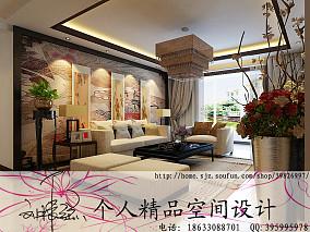客厅美式风格