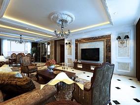 客厅不吊顶设计