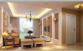 现代风格精装修房屋玄关装修图片