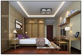 中式风格室内酒柜设计图片