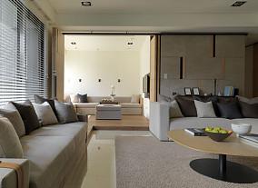 别墅客厅墙面设计