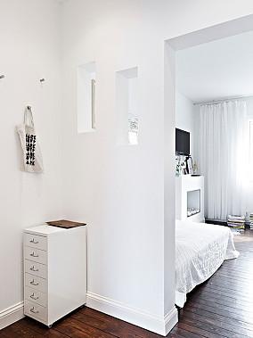 白领公寓室内装修设计