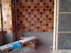 精选面积90平混搭三居厨房实景图片