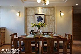 质朴334平中式别墅装修美图别墅豪宅中式现代家装装修案例效果图