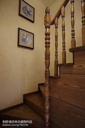 浪漫735平中式别墅装修美图别墅豪宅中式现代家装装修案例效果图