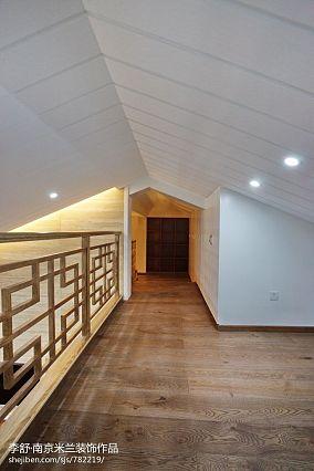 典雅202平中式别墅装饰图别墅豪宅中式现代家装装修案例效果图