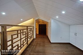优美305平中式别墅实景图片别墅豪宅中式现代家装装修案例效果图