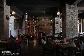旧时光酒吧效果图