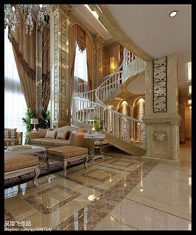 欧式别墅书房设计