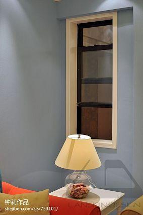 精选80平米二居客厅混搭装修图片欣赏