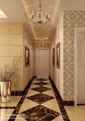 家装美式小卫生间图片