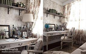 现代风格浴室设计跃层装修案例