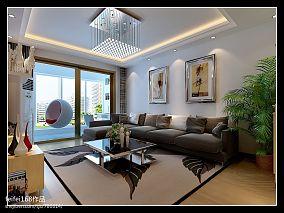 12平方客厅设计