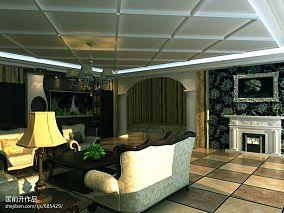 精美两室两厅客厅餐厅