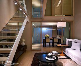 家庭古典中式装修客厅