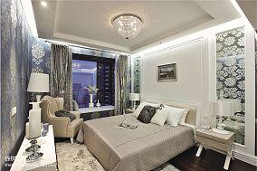 精美欧式复式卧室效果图片