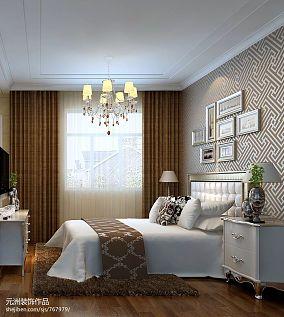 现代新古典风格三居室图片欣赏大全