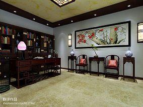 吴系茶餐厅大堂装修设计