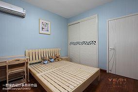 精选面积102平混搭三居卧室装修设计效果图片