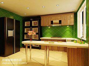 吴系茶餐厅双人餐区布置效果图