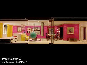 上海夏朵西餐厅门面装修图片