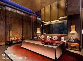 现代美式复式楼房设计图