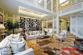 现代日式100平米三室两厅装修图片