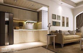 2018厨房混搭装修设计效果图片欣赏