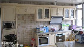 115平米混搭别墅厨房效果图片欣赏