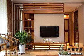简单装修电视背景墙设计