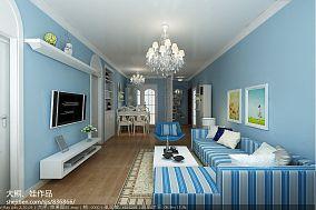 两室两厅经典户型图