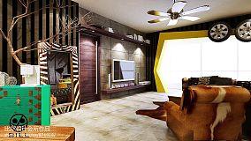 室内私人100平米别墅设计图