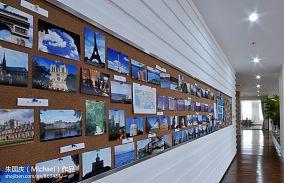 公司照片墙效果图
