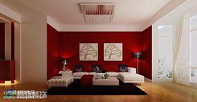 家装客厅天格地板