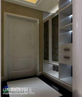 正方形厨房设计