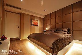 热门87平米现代小户型卧室装修实景图片欣赏
