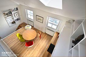 2018现代复式休闲区装修设计效果图片欣赏