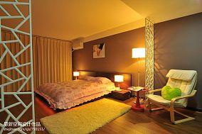 简约复式卧室装饰图片欣赏