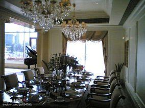 现代优雅简洁三居室装修