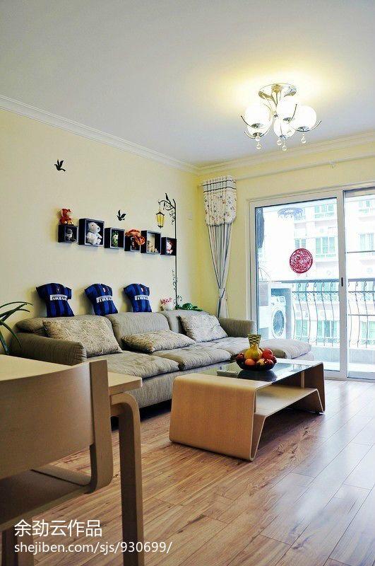 20平米小客厅装修效果图大全客厅其他客厅设计图片赏析