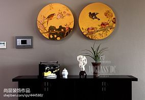 中式家居装饰品图片功能区其他功能区设计图片赏析