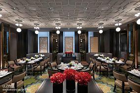 酒店餐厅室内设计