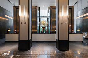 酒店大堂壁灯图片