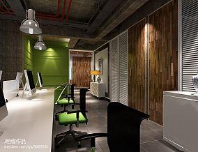 科技公司简约办公室装修